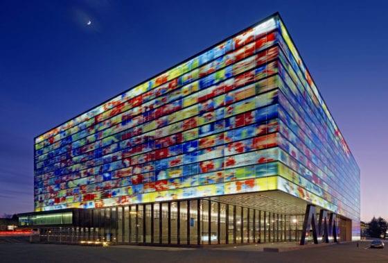 Nederlands Instituut Beeld en Geluid, Hilversum, Neutelings Ried